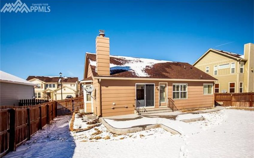 10377 Mount Evans, Dr Peyton, CO 80831